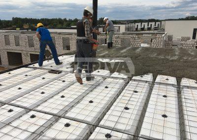 Kotedzai_Karaliauciaus_slenis_TERIVA_perdangos_betonavimas_1
